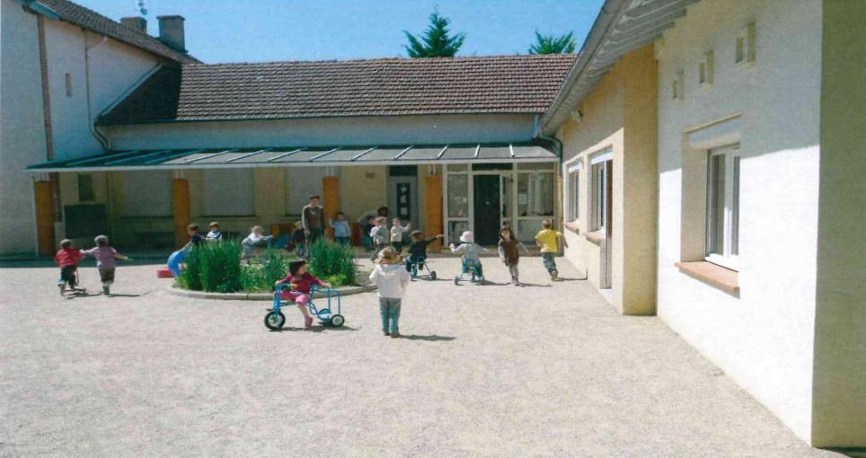 Ecole de saint agnan